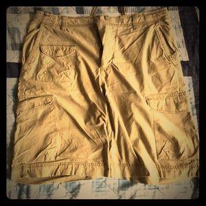 Old Navy Brand Men's Khaki Shorts